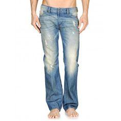 Diesel New Fanker 0801B Bootcut Jeans | Jeans