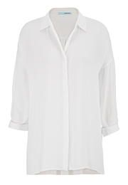 relaxed button down tunic - maurices.com
