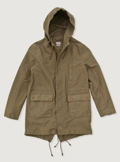 The Penny Parka by Penny Stock