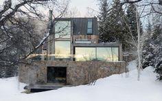 La Muna Aspen - Red Mountain - Aspen - Colorado  Oppenheim Architecture
