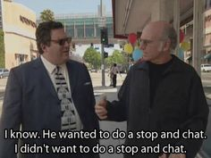 Funny Larry David Quotes : theBERRY