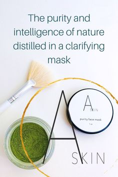 Find out just how to use this clay, matcha and spirulina face mask depending on skin type including tips for clearing acne - A Skin is skin care product for women looking for a skincare regime for beautiful skin. The perfect birthday gift or Christmas present. A Skin are all natural skincare products for women who desire natural skincare as ritual, with a skincare routine. Skincare products made from only botanicals, no chemicals. #skincare #facemask #skincareproducts #healthyskin #gift Clear Skin Routine, Skin Care Routine 30s, Clear Skin Tips, Skincare Routine, Acne Clearing Foods, Beauty Care, Beauty Tips, Best Face Wash, How To Exfoliate Skin
