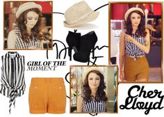 """""""CHER LLOYD"""" by gaby-rodriguez ❤ liked on Polyvore"""