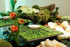 -wedding-menu-trends-ideas-food-stations-2013 #snackstations #weddingfoodstation