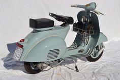 Vespa from «La dolce vita» (1960)