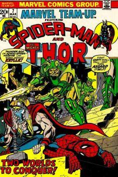 Marvel Team-Up 7 - Scott Kolins