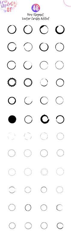Logo Creator Kit - Circle Edition