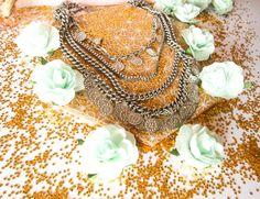 astuce - collier - mode - promod - camaieu - cache cache - bijou - bijoux - necklace - collar - jewel - jewelry - silver