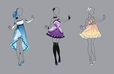 Violet. Destiny. Lily
