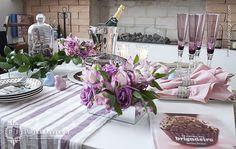 Chá da tarde na lareira, veja decoração de mesa e idéias para receber bem! Por Patrícia Junqueira http://www.patriciajunqueira.com.br