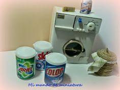 Qué añoranza cuando vemos los antiguos tambores de detergente, ¿verdad? En mi cuarto siempre había alguno lleno de juguetes y cachiv...