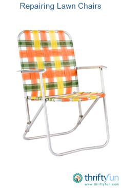 Folding Web Lawn Chairs Aluminum | Folding Lawn Chairs | Pinterest | Lawn  And Patios