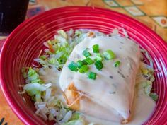 A 5-star recipe for Chi Chi's Seafood Chimichanga With Cheese Sauce made with flour tortillas, crab meat, cottage cheese, Parmesan cheese, egg, dried parsley flakes