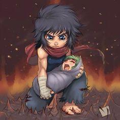 Ikki and Shun ;_; I'm crying