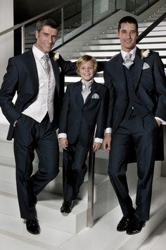 Platinum Mohair Morning Suit available @ tomorrowsformal.com