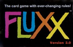 20 years ago Andy Looney looked out on to the universe and said let there be and game forever in Flux! Thus Fluxx was born. Fluxx is a card game in which the cards themselves determine the current …