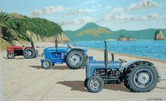 Contemporary artwork painting sculpture jewellery glass fabric pottery woodwork prints The Little Gallery Tairua and Whangamata New Zealand Contemporary Artwork, Tractors, Coastal, Paintings, Fine Art, Gallery, Prints, Paint, Roof Rack