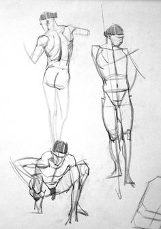 "Anatomy Studies Demo: ""Figure Studies"""