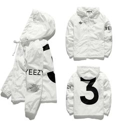 Cheap jacket men, Buy Quality jacket men fashion directly from China fashion men Suppliers: YEEZY YEEZUS Jackets Men Fashion Trench Coat Brand Clothing Double-deck Windproof Uniform Top Version Windbreaker Women Kanye West, Military Fashion, Mens Fashion, Military Style, Fashion Killa, Street Fashion, Sport Sunscreen, Yeezus Tour, Sweatshirts