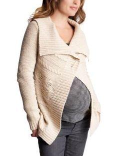 Wrap Maternity cardigan