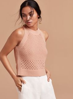 Wilfred TAVERNY KNIT TOP | Aritzia