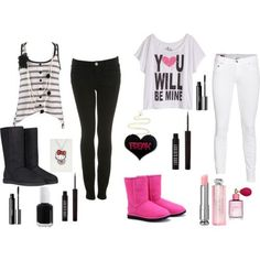 Cute Swag Outfits for Teens   awsome cute outfits - Polyvore: