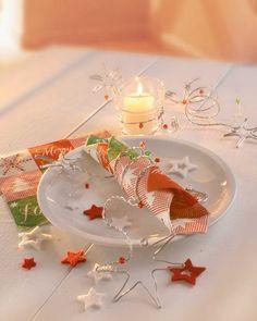 Tischdekoration Zu Weihnachten (Idee Mit Anleitung U2013 Klick Auf U201eBesuchenu201c!)    Wir Zeigen Ihnen Die Herstellung Dekorativer Aluteile Für Ihre  Weihnachtliche ...