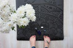 Pure Connection: Pidä Huolta Matostasi - DIY joogamaton puhdistussuihke
