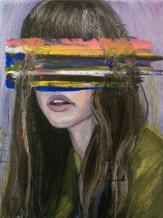 Pinturas que revelan las verdaderas emociones y fortalezas de la mujer.
