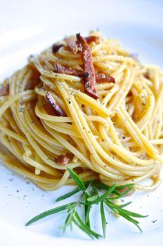 Spaghetti alla carbonara, Foto: Thinkfood.cz