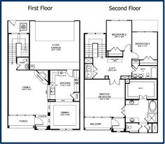 Small Two Story House Floor Plans | 19 Best Double Story House Images Modern House Design House