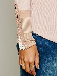 Love this cuff!!! The Free Kyoto Cuff Thermal