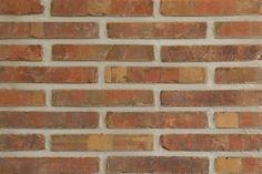 Heimwerker Handform-klinker-riemchen Feldbrand Rh014 Fassadenkleberiemchen Wdf Rot Bunt Fassade