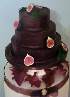 Unique Handcrafted cakes Bedfordshire Decadent Chocolate Cake, Best Chocolate Cake, Love Chocolate, Delicious Chocolate, Belle Cake, Cake Day, Wedding Cakes, Desserts, Food
