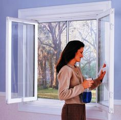 we put drop sheets down to cover the floor as much as possible.http://bit.ly/12r77lU replacement vinyl windows http://www.thewindowgang.com/
