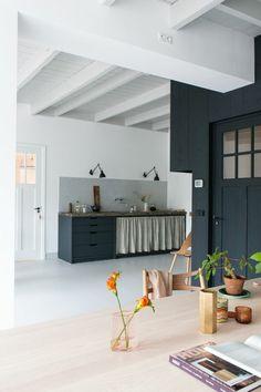 offene Küchen Beispieleund kreative Gestaltungsideen