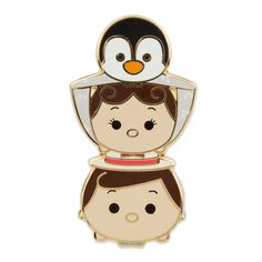 Marry Poppins Tsum Tsum Pin, you can get yours today by clicking the pin.