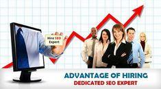 Advantage of Hiring dedicated SEO Expert #SEOExpert