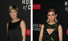 House Of Cards Season 2 Premiere Red Carpet Fashion.  - http://celeb.im/1jFc4lZ
