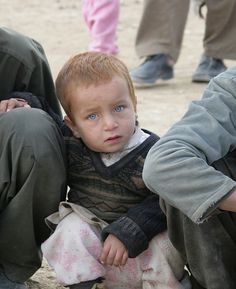Little Boy from Afghanistan. Those Eyes!