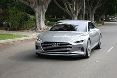 Audi Prologue A9 LA 2014: Fahrbericht zum künftigen Audi A9