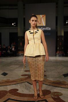 Diseño de la colección SS2013 ``1st Avenue´´ de la firma Ivancampaña
