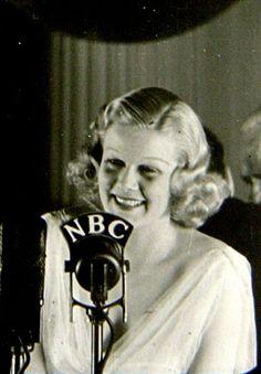 Jean Harlow NBC