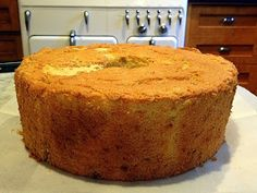 A Cake Bakes in Brooklyn: Perfect Passover Sponge Cake