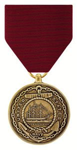 Navy Good Conduct Medal, I have one of these from being on active duty from 1983-1989