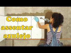COMO REBOCAR PAREDE / Faça você mesmo / DIY - YouTube