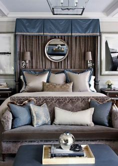 How to decorate the perfect master suite (via Bloglovin.com )