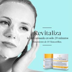 Tratamiento Embellé GOLD www.embelle.com.mx #sheetmasks #mascarillas #colágeno