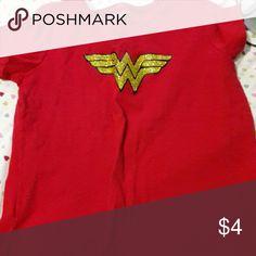 Super hero top ** Wonder woman? Top. Not forever 21 Forever 21 Tops Tees - Short Sleeve