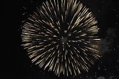 Fuegos Artificiales, celebración, explosion